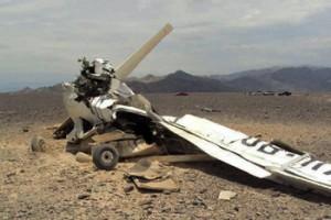 Dos accidentes aéreos sin víctimas en menos de 24 horas