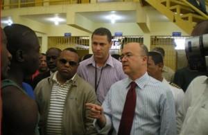 Procurador visita varios recintos carcelarios de Higüey