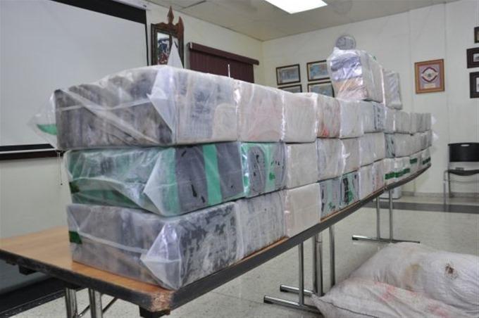 Apresan otro implicado en el caso  de los 353.45 kilos de droga en Boca de Yuma