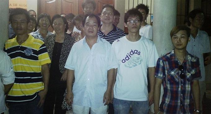 Verón:  Un año de prisión preventiva para 5 chinos por secuestrar una compatriota