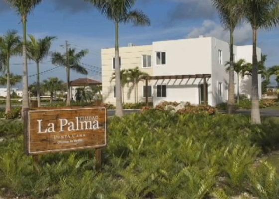 Punta Cana: Inauguran primera etapa del Residencial ciudad La Palma.
