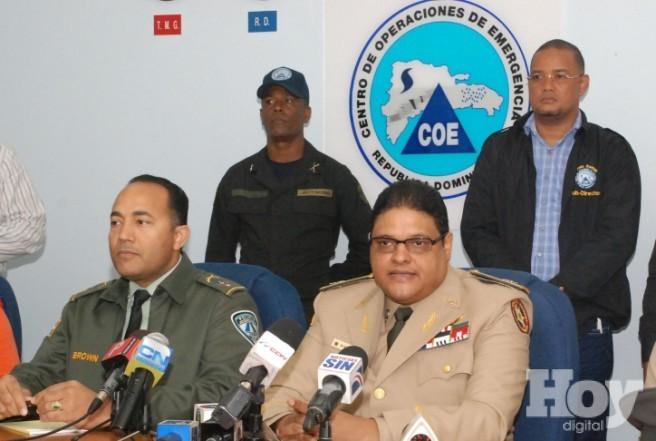 Habrá 63 puestos de socorro durante operativo por Día de la Altagracia