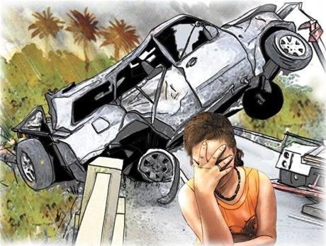 Sávica: joven pierde la vida en aparatoso accidente de tránsito en esta ciudad.