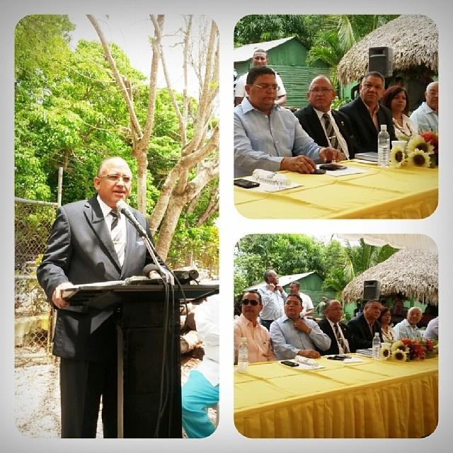 Juramentan el nuevo director provincial de Medio Ambiente lic Ramiro Melo