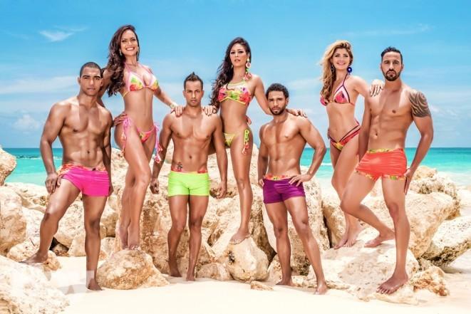 Punta Cana: Los siete cuerpos hot del verano 2014 fue realizada en el Hard Rock Hotel & Casino