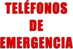 Números de emergencia de Higüey
