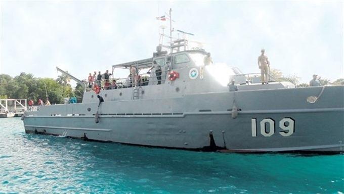 Lava Cama: Matan miembro de la Armada Dominica al intentar frustrar un viaje ilegal.