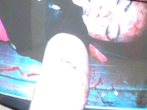 Anamuya: Madre asesinada de 15 puñaladas frente a 3 hijos.