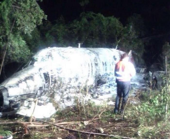 Punta Cana: Avioneta sufre accidente en Aeropuerto durante aterrizaje.