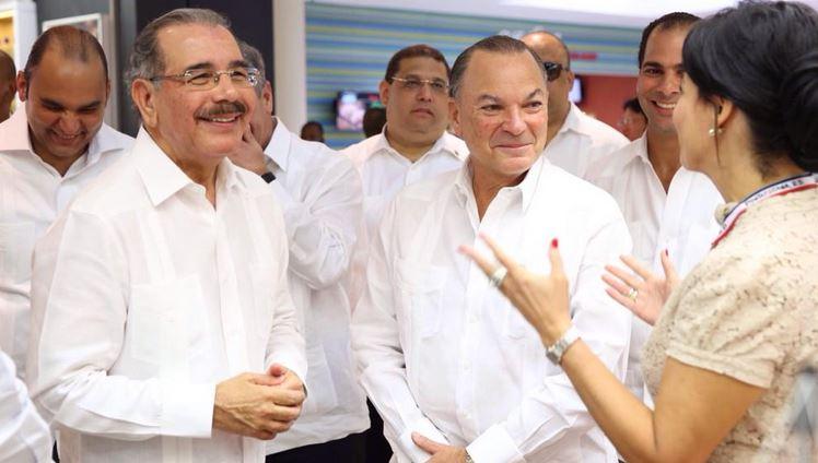 Punta Cana: Presidente Medina inaugura nueva terminal de Aeropuerto.