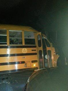 Imagenes: Accidente deja una persona muerta y once heridos.