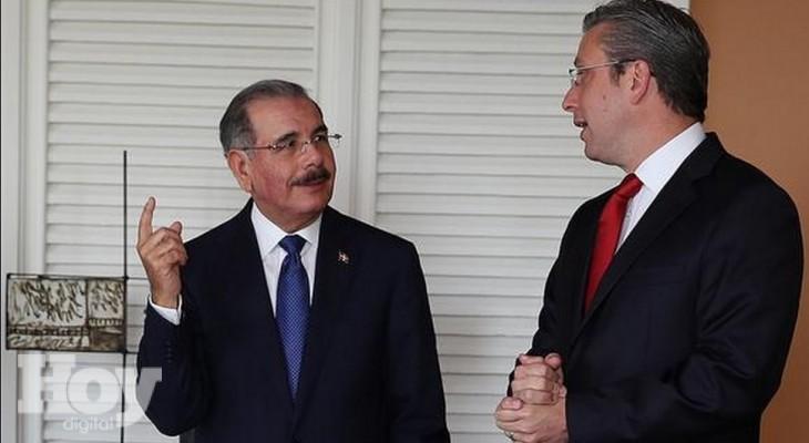 Amenazan de muerte a Danilo Medina en Puerto Rico