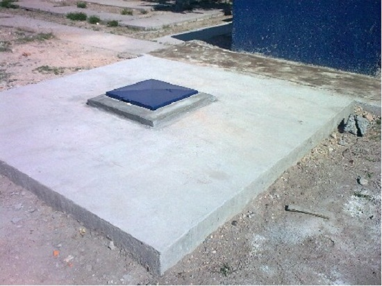 Villa Cristal: Muere niño de 4 años al caer en una cisterna.