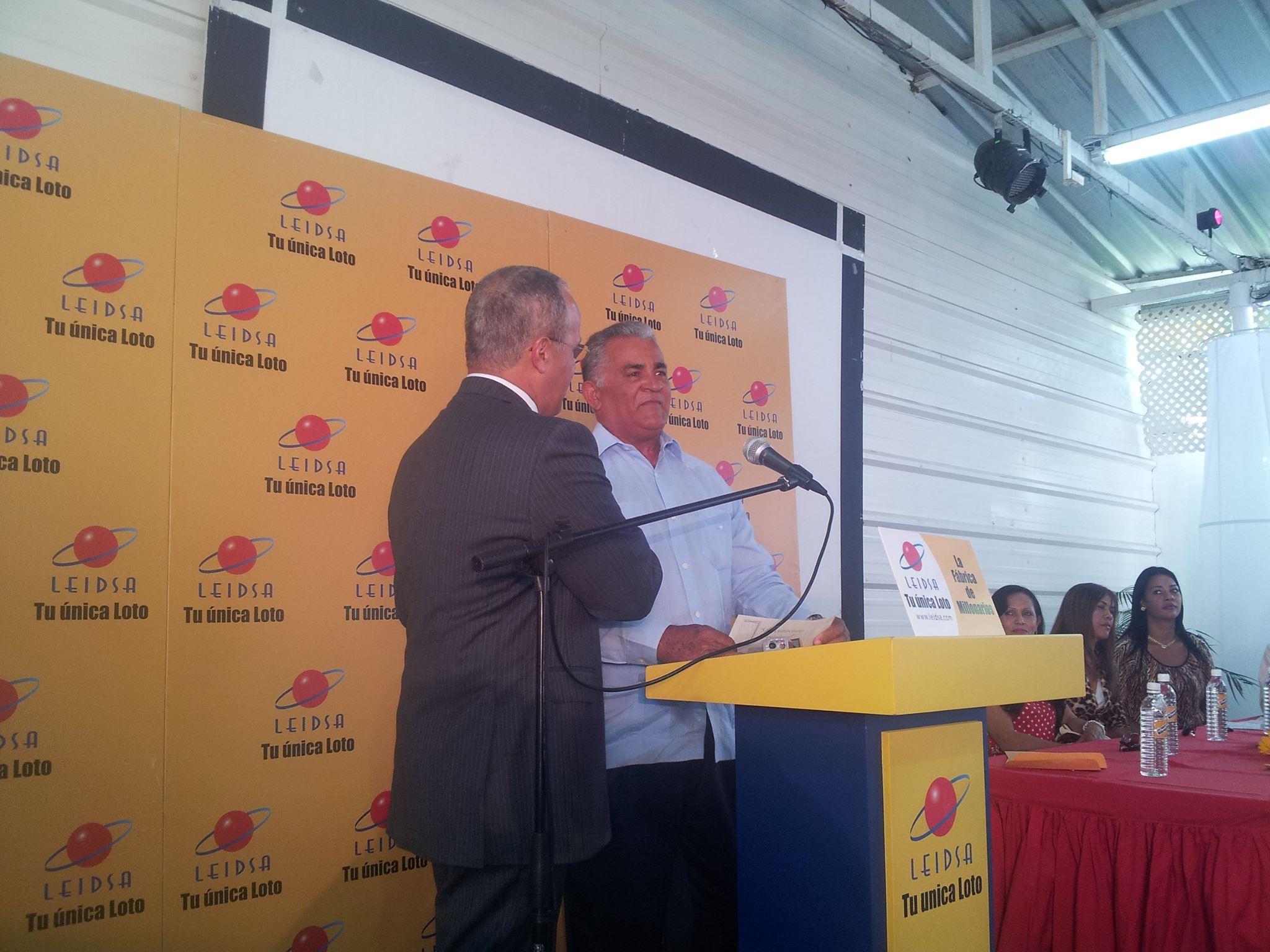 Resulta ganador de 18 millones de pesos empleado privado en Higüey.