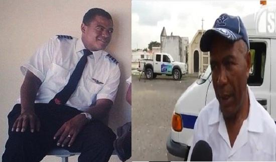 Familia de piloto de avioneta caída en Bávaro piden investigación (video)