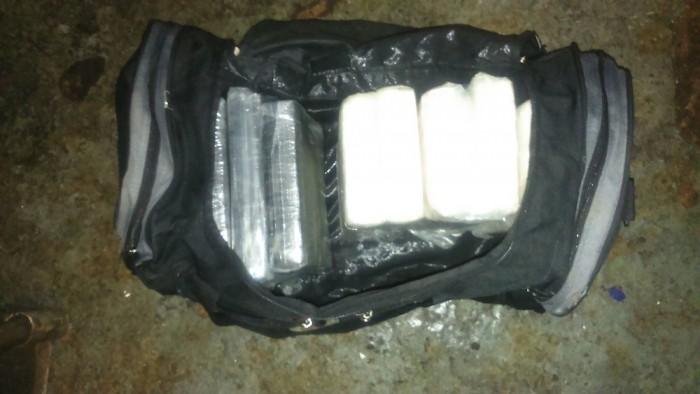 Punta Cana: DNCD decomisa cuatro paquete de cocaína en el aeropuerto.