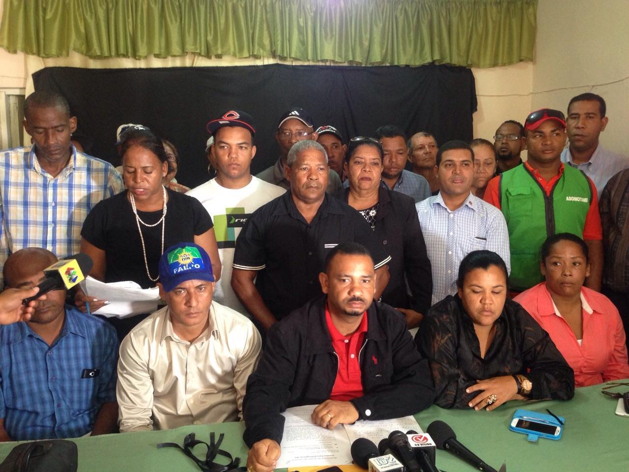 La federación de Juntas de Vecinos, convoca paro De 48 horas en la Provincia La Altagracia.