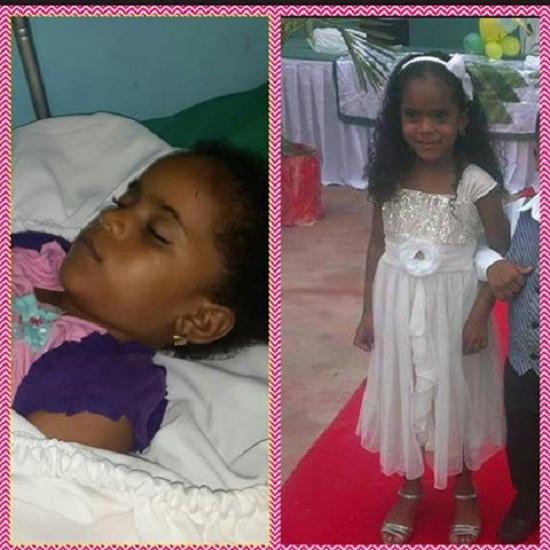Villa Esperanza: Perdió la vida una niña de 6 años en Higuey.