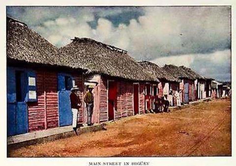 Una Imagen del año 1930 de nuestra querida villa de salvaleon de Higuey.