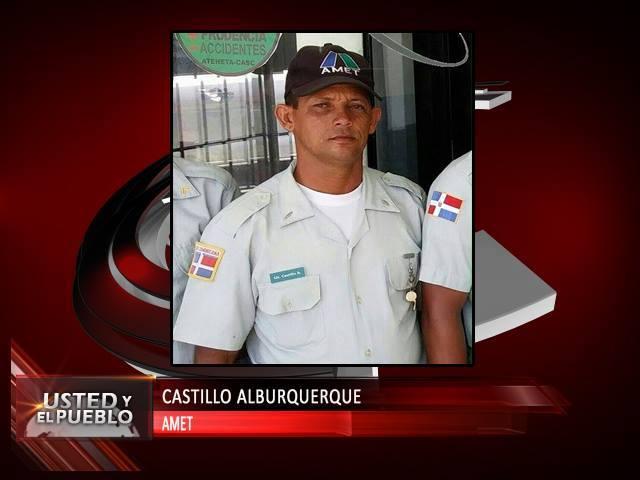 Muere oficial de Amet en intercambio de disparo con un delincuente.