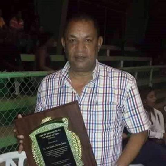 Fue sepultado el ex sindico de San Rafael del Yuma Luis Rafael Morales.