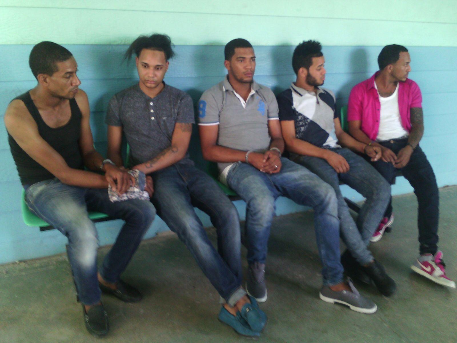 Apresada banda robaba en residenciales de Higüey y Punta Cana.