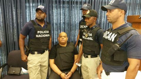 Sera transferido a Higüey el Chino quien se encontraba en la lista de los diez más buscados por Narcotráfico y lavado de activos.