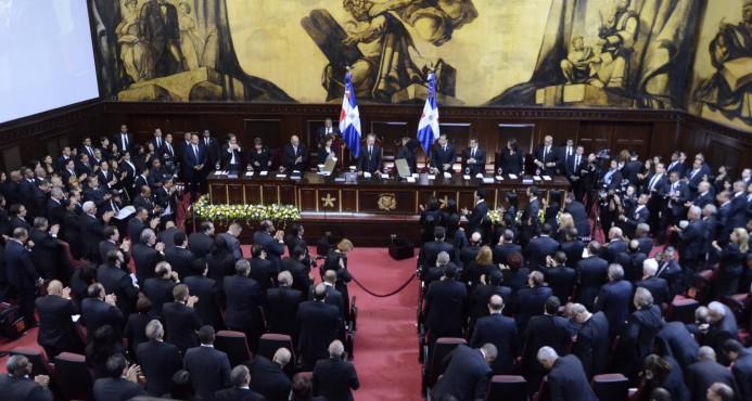 Discurso íntegro de la rendición de cuentas de Danilo Medina.