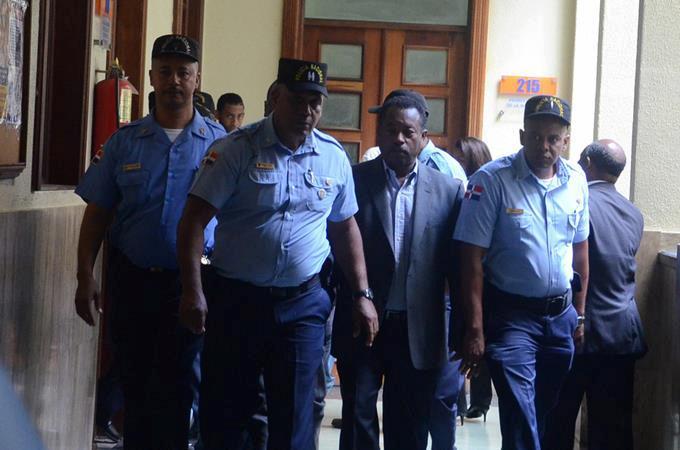 Blas Peralta está recluido en la cárcel de Anamuya para cumplir medida de coerción.