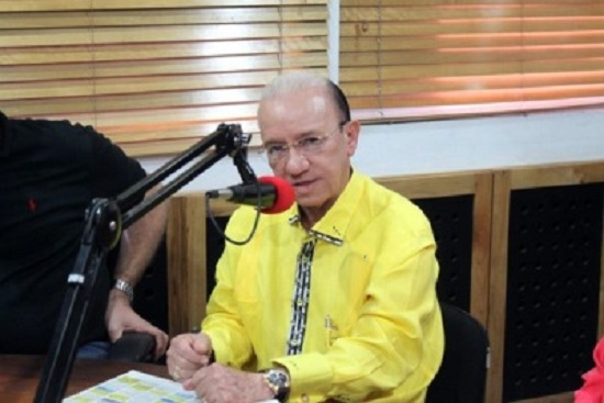 """Amable dice : """"Si hoy fueran las elecciones, ganaríamos con más del 75% en favor de Danilo Medina"""""""