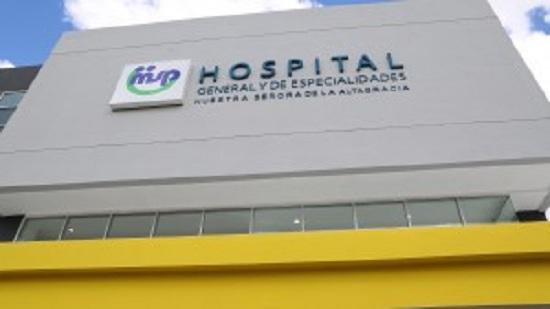Presidente Danilo Medina inaugura hospital de Higüey.