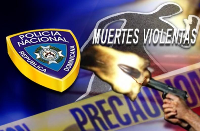 Dos muerto y otros dos resultan detenidos tras enfrentar a tiros patrulla del DICRIM.