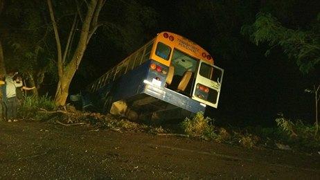 Accidente en carretera de Higuey Bavaro deja una persona muerta y varios heridos.