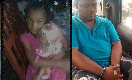 Apresan hombre acusado de estrangular a su hijastra de 6 años.