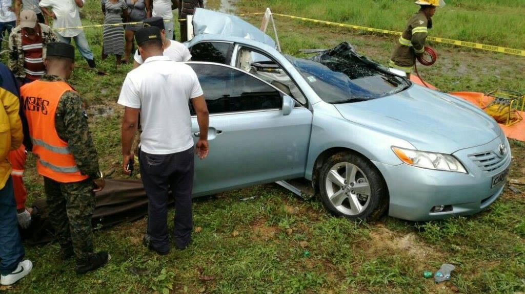 Punta Cana: Joven pierde la vida en aparatoso accidente en la autovía del Coral.