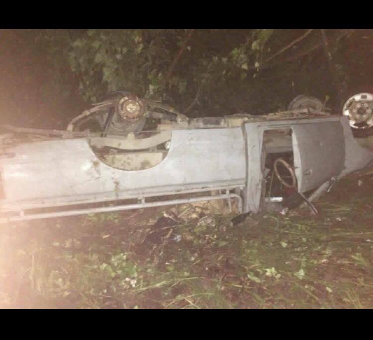 Punta Cana: Reportan accidente en la Autopista del Este cerca del Hotel Hard Rock.