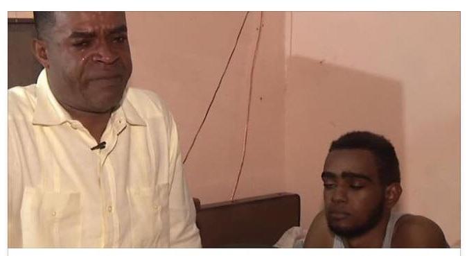 Padre desesperado solicita ayuda para operar su hijo tras dispararle al confundirlo con ladrón; quedó paralítico.