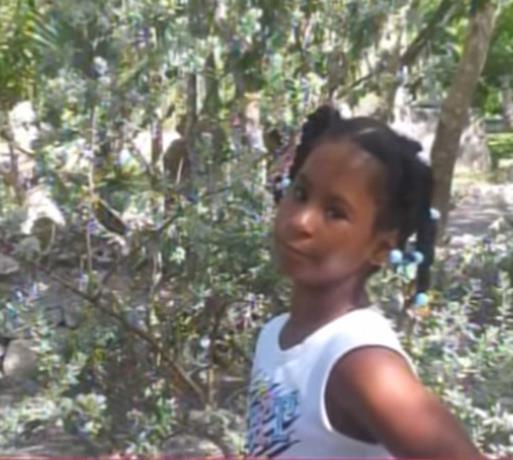 Familiares de la niña piden que no quede impune la muerte de la misma.