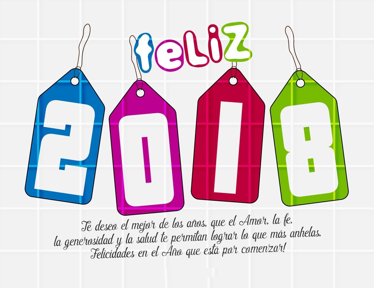 Doce meses, cuatro estaciones, un corazón alegre y unos ojos soñadores… Feliz Año Nuevo 2018!