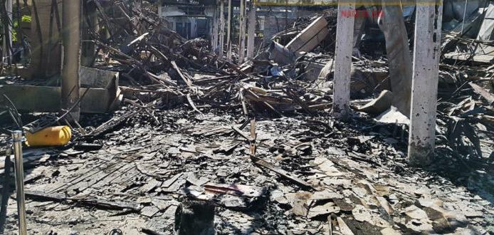 Incendio afecta hotel Meliá Caribe Tropical en Bávaro.