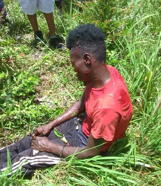 Riñas y atracos entre haitianos dejan una persona muerta y varios heridos.