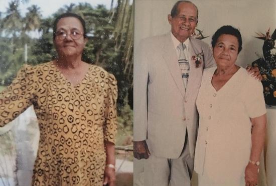 Higuey.Info Lamenta el fallecimiento de doña Carolina Castillo de Castillo.