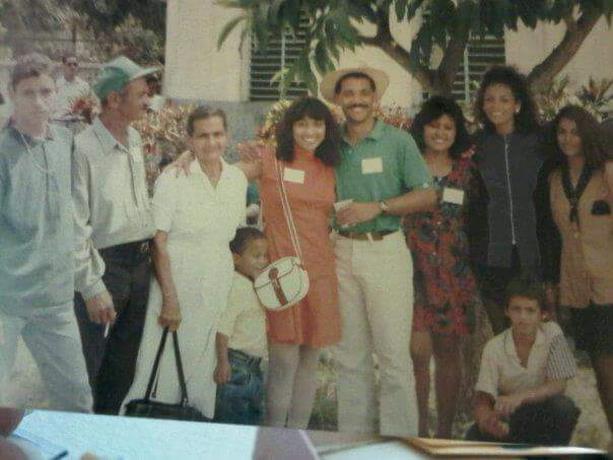 [Encuentro familiar] La familia  Carpió se reencontrará para abogar por la unidad intrafamiliar.