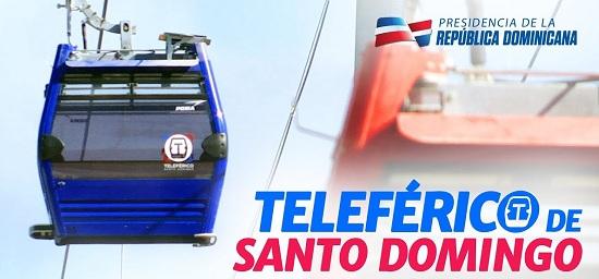 [En Vivo] Danilo Medina inaugura el Teleférico de Santo Domingo.