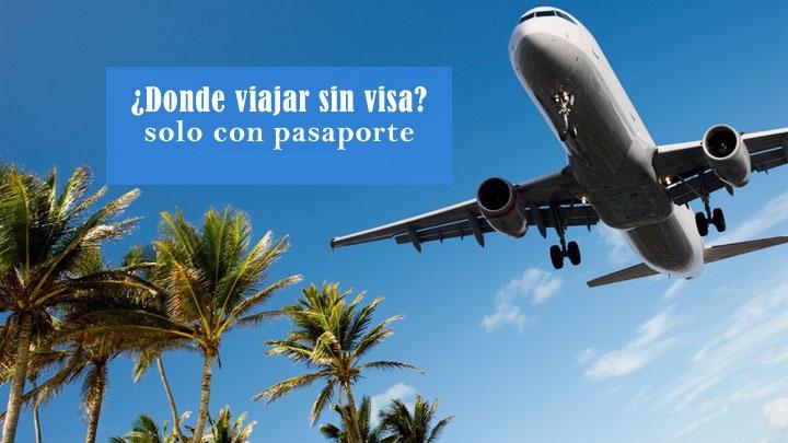 [Sin Visa] A partir de abril dominicanos solo necesitarán visa americana para ir a Chile.