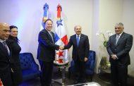 Danilo Medina se reúne con homólogos de Panamá y Costa Rica.