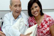 Muere padre de la vicepresidenta Margarita Cedeño.