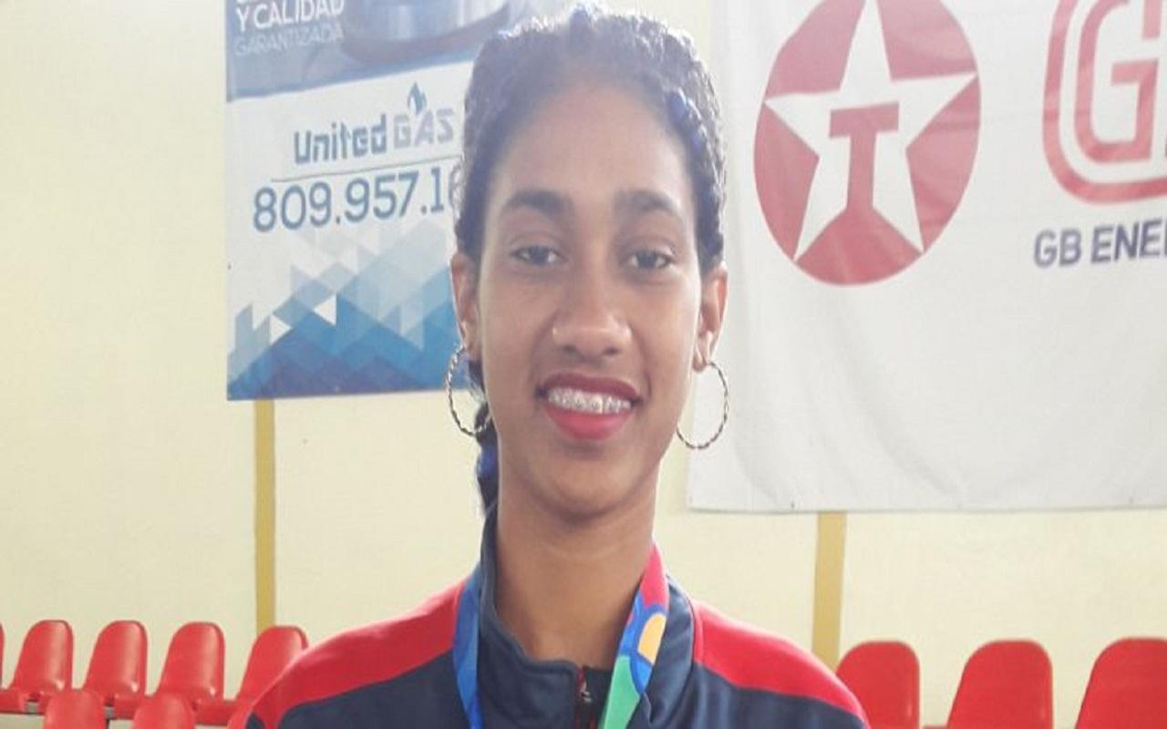 Higüeyana gana medalla de bronce en juegos Centroamericanos y del Caribe.