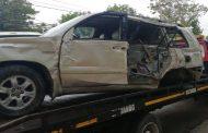 Accidente en villa cerro deja tres personas muertas.