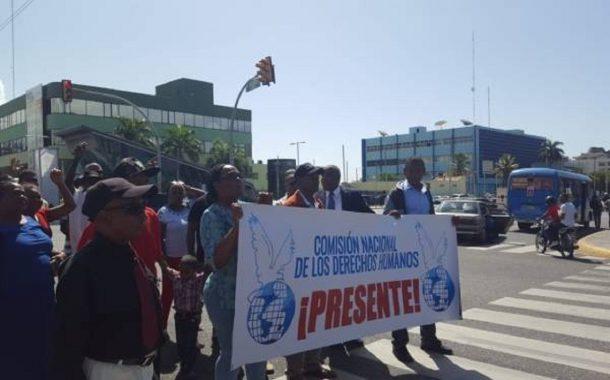 Denuncian dirigentes del PLD ordenan desalojos arbitrarios en Boca de Yuma.